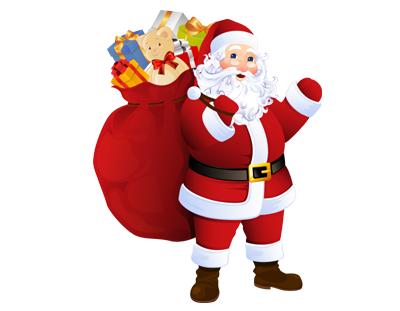 Le Père Noël !